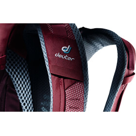 Deuter Futura 28 Backpack cranberry-maron